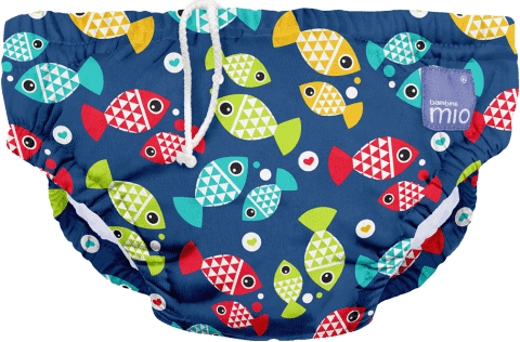 BAMBINO MIO Pieluchomajtki do pływania Aquarium rozm. M (7-9kg)
