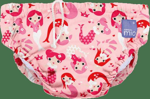 BAMBINO MIO Nohavičkové plienky kúpacie Mermaid vel.M (7-9kg)