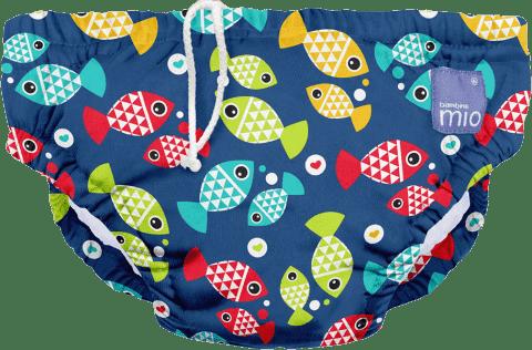 BAMBINO MIO Nohavičkové plienky kúpacie Aquarium vel.S (5-7kg)