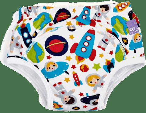 BAMBINO MIO Učící plenka 18-24 měsíců – Outer Space