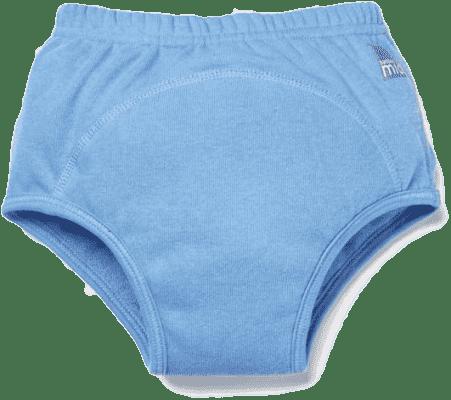 BAMBINO MIO Majtki treningowe 18-24 miesięcy - Niebieskie