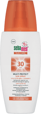 SEBAMED Opalovací spray OF 30, 150ml