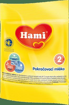 HAMI 2 jedna porcia (29,2 g) - dojčenské mlieko (Feedo klub)