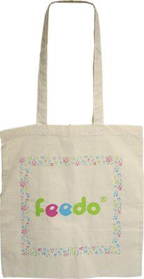 FEEDO látková taška s potiskom (Feedo klub)