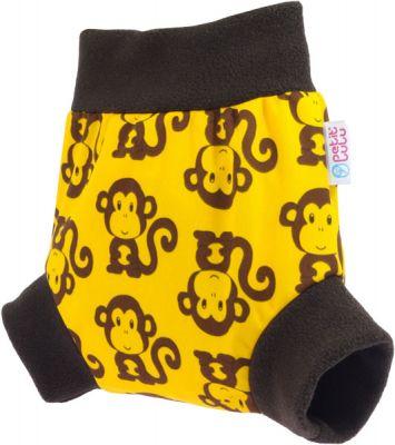PETIT LULU Pull-up svrchní kalhotky M - Opičky