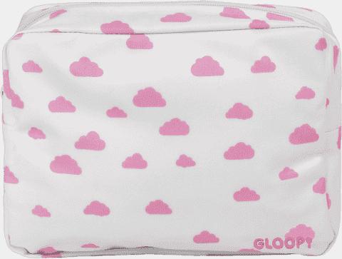 GLOOP Toaletní taštička Pink Clouds