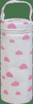 GLOOP Pouzdro na lahev Pink Cloud
