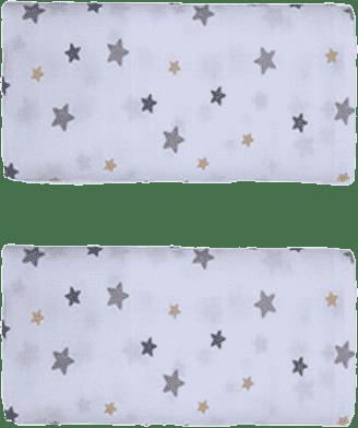 GLOOP Mušelínová plena 50x50 Stars (2ks)