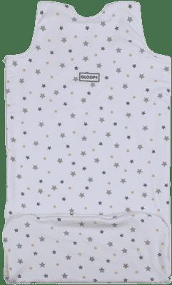 GLOOP Śpiworek do łóżeczka z organicznej bawełny 0 - 6 miesięcy Stars