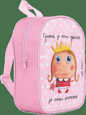 LABEL TOUR Malý batoh Princezna