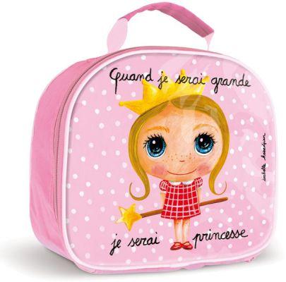 LABEL TOUR Toaletná taška Princezna