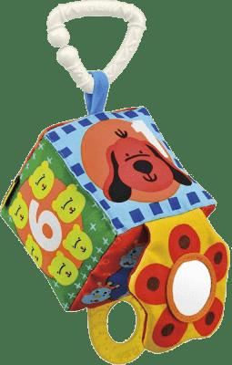 K´S KIDS Hračka na kočárek - barevná kostka