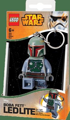 LEGO® Star Wars Boba Fett svietiace figúrka