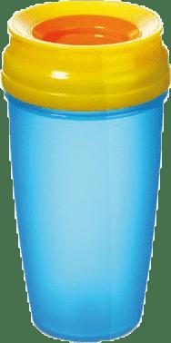 LOVI Kubek 360˚ ACTIVE 350ml niebieski