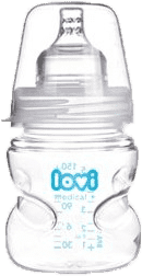 LOVI Láhev Medical+ 150ml 0%BPA
