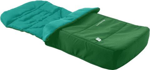 BUMBLERIDE Pokrowiec na nóżki – Papyrus green