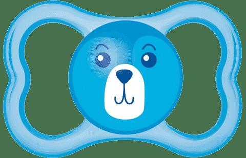 MAM Dudlík Air 6m+ silikonový kluk – náhodný motiv