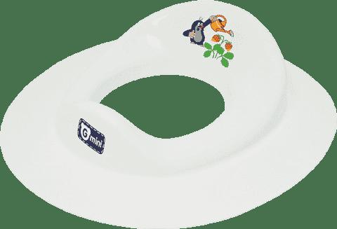 G-MINI Adaptér na WC Krtko a jahoda, biela