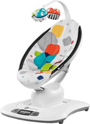 4MOMS NEW MamaRoo® Leżaczek Bluetooth - Multi Plush
