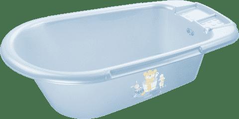 ROTHO® Wanienka do kąpieli Babyblue Pearl