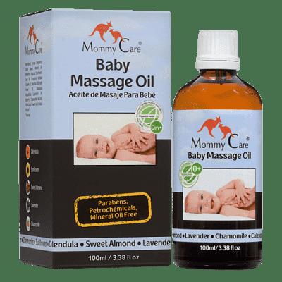 MOMMY CARE Baby Massage Oil – Olejek do masażu dla dzieci 100 ml