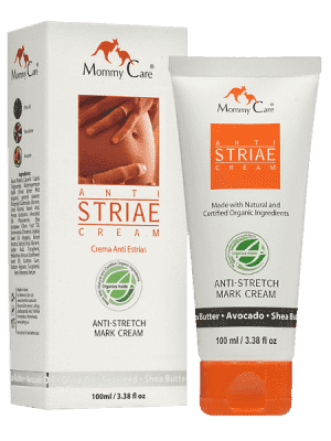MOMMY CARE Maternity Anti Striae Cream - Krém proti striím v těhotenství 100ml