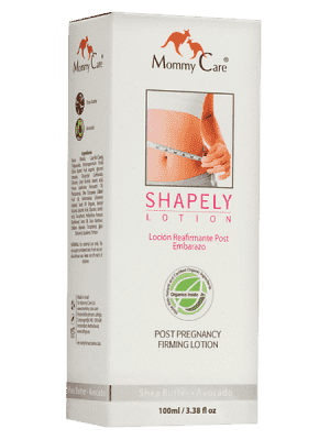 MOMMY CARE Maternity Shapely Lotion – Krem ujędrniający po porodzie 100 ml