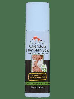 MOMMY CARE Calendula Baby Bath Soap – Mydło w płynie z nagietka lekarskiego 200 ml