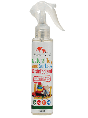 MOMMY CARE Toys and Surface Disinfectant - Prírodné čistič hračiek a povrchov 70ml