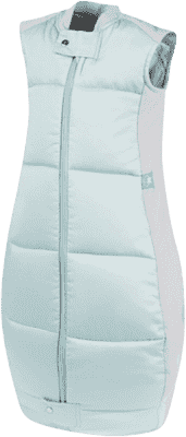 ERGOPOUCH Organic Cotton - Spací vak Mint 12-36 m