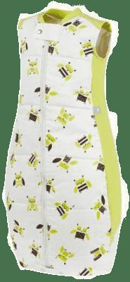 ERGOPOUCH Organic Cotton - Śpiwór Sleepy Owl 12-36m