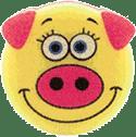 OSMOST Veselé hubky – Prasiatko Pepa