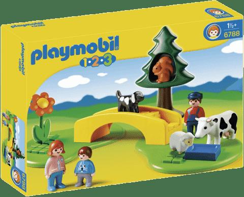 PLAYMOBIL Spacer na letnie pastwisko