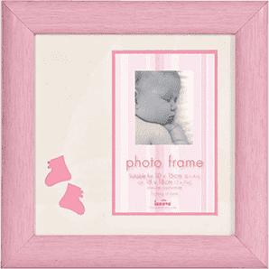 Ramka na zdjęcia - kolor różowy
