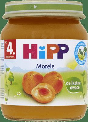HIPP Morele BIO (125g)