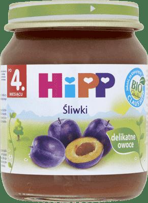 HIPP Śliwki BIO (125g)
