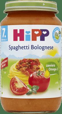 HIPP Spaghetti Bolognese BIO (220g)