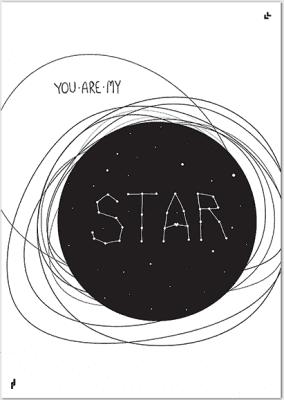 LULLALOVE Plakat My Star