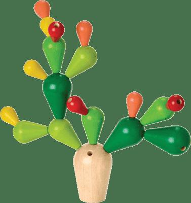 PLAN TOYS Balansujący kaktus
