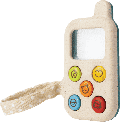 PLAN TOYS Mój pierwszy telefon