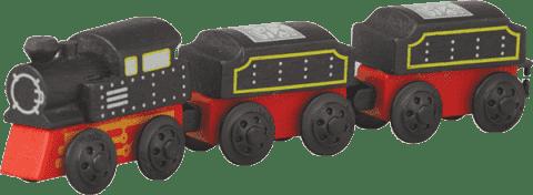 PLAN TOYS, Pociąg towarowy