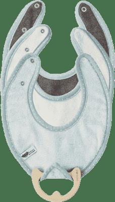 LULLALOVE SupeRRO Baby Eco Sada modrá