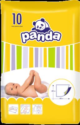 BELLA PANDA Podkłady higieniczne dla dzieci 10 szt.