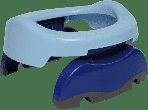 POTETTE PLUS 2v1 Cestovný nočník / Redukcia na WC – modrá