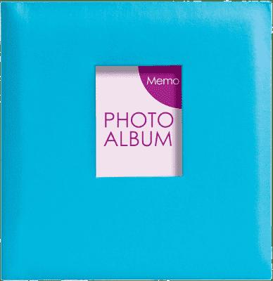 FOTOALBUM modrý Festival pre 200 fotografií 10x15 cm