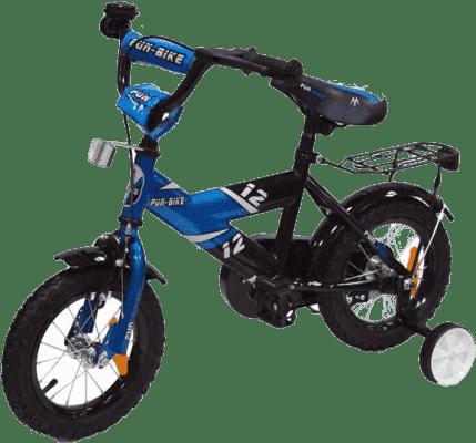 ALEXIS Detský bicykel 1201 Fun bike – modrý