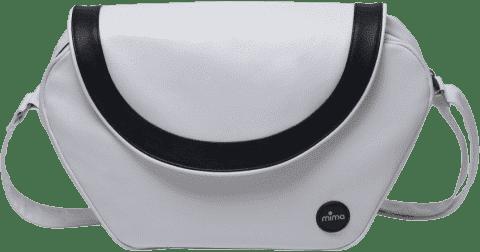 MIMA Přebalovací taška Trendy Flair bílá
