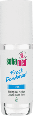 SEBAMED Roll-on fresh antiperspirant