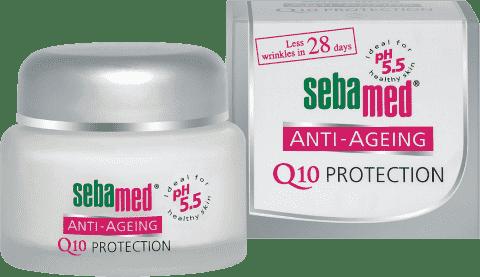 SEBAMED Anti-age krém proti vráskám s Q10, 50ml