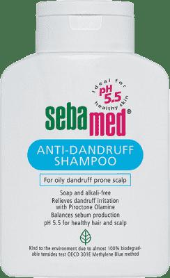 SEBAMED Šampon proti lupům 200 ml